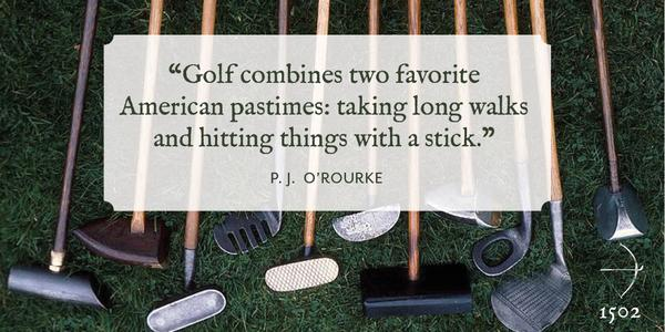 Golfers Say the Funniest Things